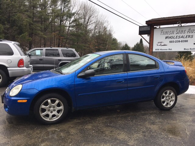 2005 Dodge Neon SXT 4dr Sedan - Winchester NH