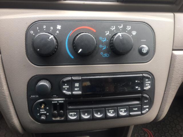 2003 Chrysler Sebring LX 4dr Sedan - Winchester NH