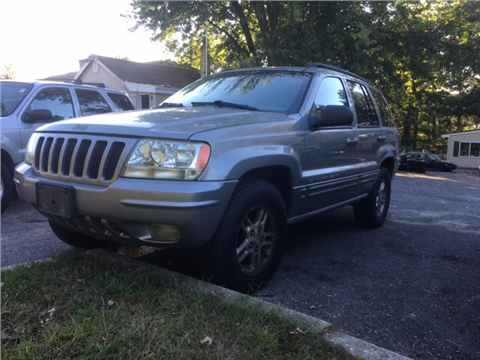 2000 Jeep Grand Cherokee for sale in Winchester, NH