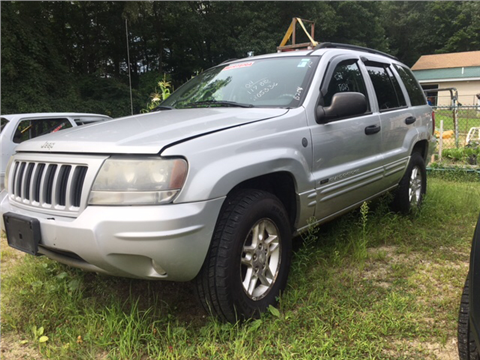 2004 Jeep Grand Cherokee for sale in Winchester, NH
