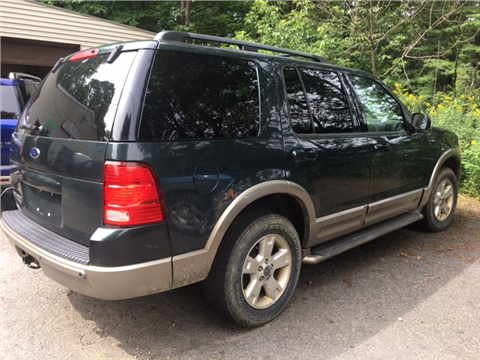 2003 Ford Explorer for sale in Winchester, NH