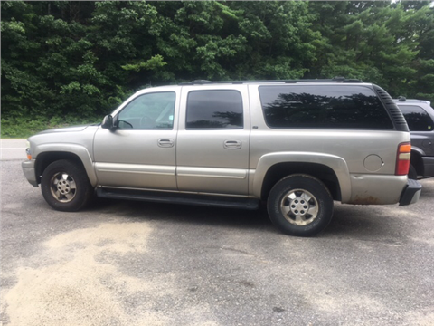 2002 Chevrolet Suburban for sale in Winchester, NH