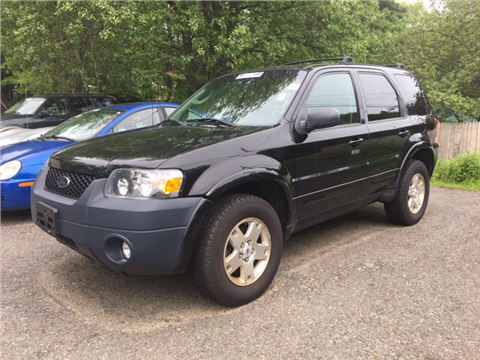 2007 Ford Escape for sale in Winchester, NH
