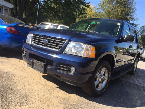 2005 Ford Explorer for sale in Winchester, NH