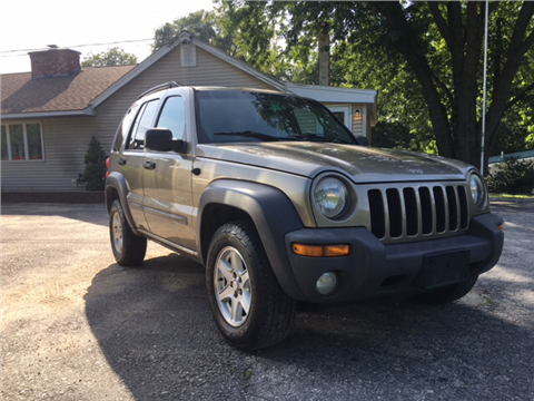 2004 Jeep Liberty for sale in Winchester, NH