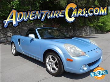 2003 Toyota MR2 Spyder for sale in Dalton, GA