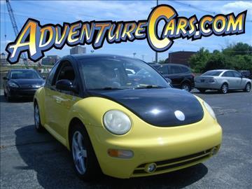 2002 Volkswagen New Beetle for sale in Dalton, GA