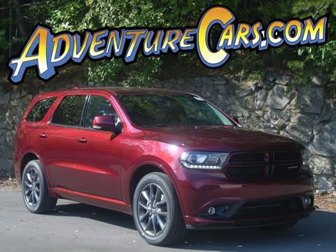 2018 Dodge Durango for sale in Dalton, GA