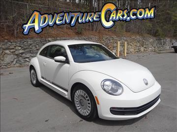 2014 Volkswagen Beetle for sale in Dalton, GA