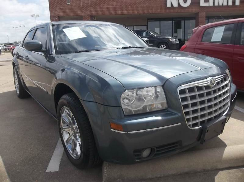 2006 chrysler 300 in mesquite tx no limit motors. Cars Review. Best American Auto & Cars Review