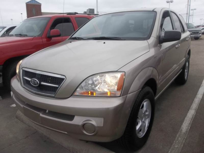 2006 kia sorento lx 4dr suv w manual in mesquite tx no. Black Bedroom Furniture Sets. Home Design Ideas