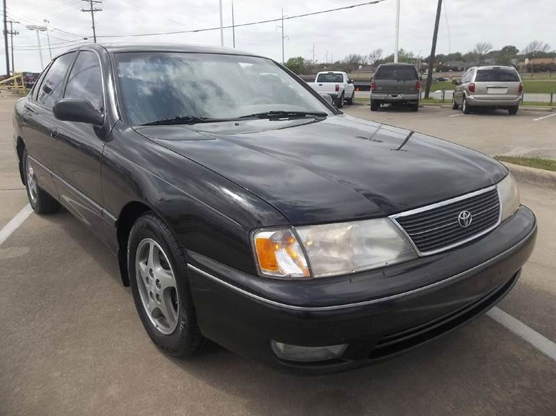 1998 toyota avalon xls 4dr sedan in mesquite tx no limit. Black Bedroom Furniture Sets. Home Design Ideas