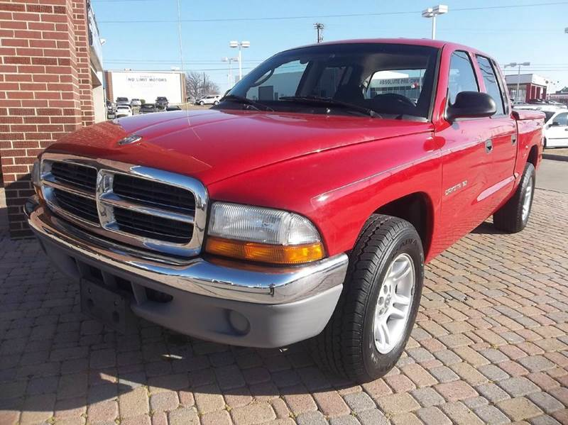 2001 dodge dakota slt 4dr crew cab sb 2wd in mesquite tx. Black Bedroom Furniture Sets. Home Design Ideas