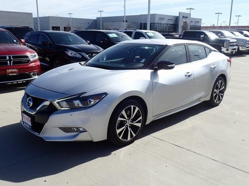 Nissan Maxima For Sale in Fort Worth TX Carsforsale