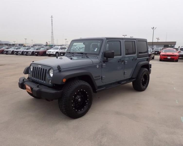used jeep wrangler unlimited for sale in fort worth tx. Black Bedroom Furniture Sets. Home Design Ideas