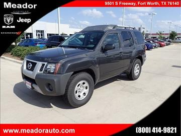 2010 Nissan Xterra for sale in Fort Worth, TX