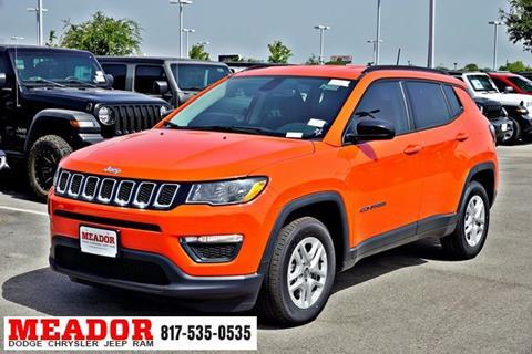 2018 Jeep Compass for sale in Fort Worth, TX