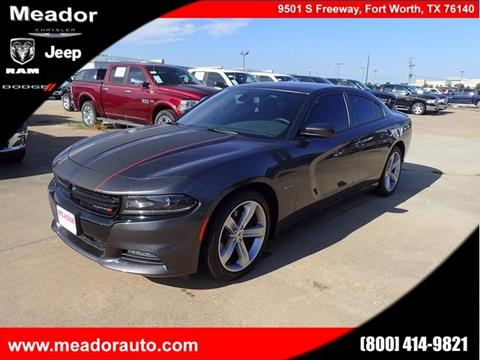 2017 Dodge Charger for sale in Fort Worth, TX