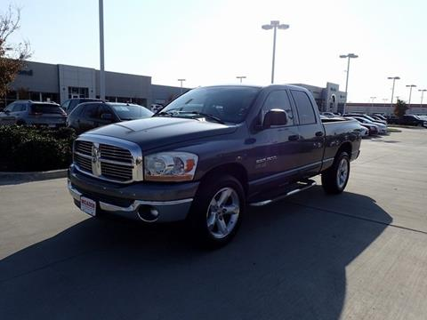 Dodge Ram Pickup 1500 For Sale in Fort Worth, TX ...