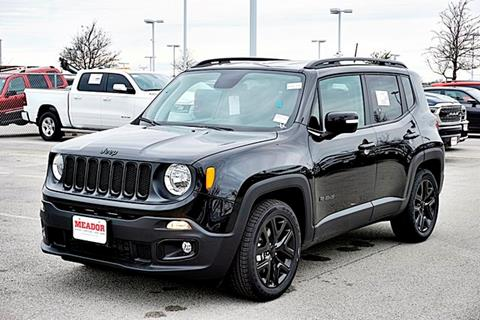 2018 Jeep Renegade for sale in Fort Worth, TX