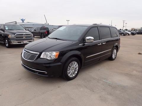 2015 Chrysler Town and Country For Sale in Texas ...