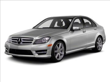 2010 Mercedes-Benz C-Class for sale in Fort Worth, TX
