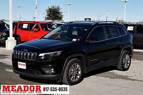 2019 Jeep Cherokee for sale in Fort Worth, TX