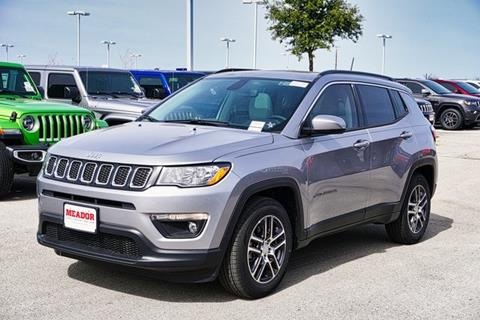 2019 Jeep Compass for sale in Fort Worth, TX
