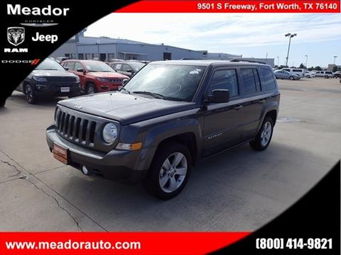 2017 Jeep Patriot for sale in Fort Worth, TX