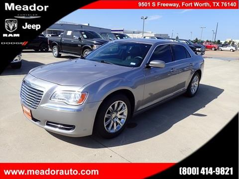 2014 Chrysler 300 for sale in Fort Worth, TX