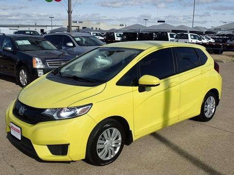 2016 Honda Fit For Sale In Fort Worth, TX