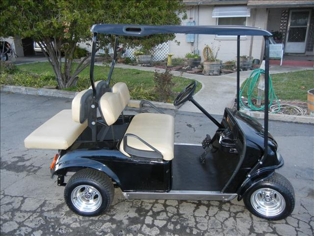 2008 Ruff and Tuff Electric Golf Cart