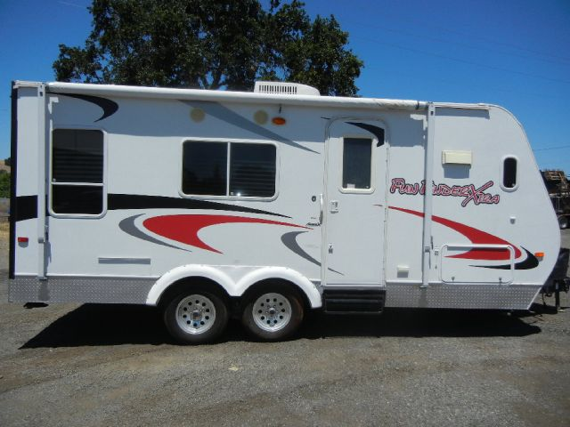 2007 FunFiner Xtra 21' LightWeight Toy Hauler