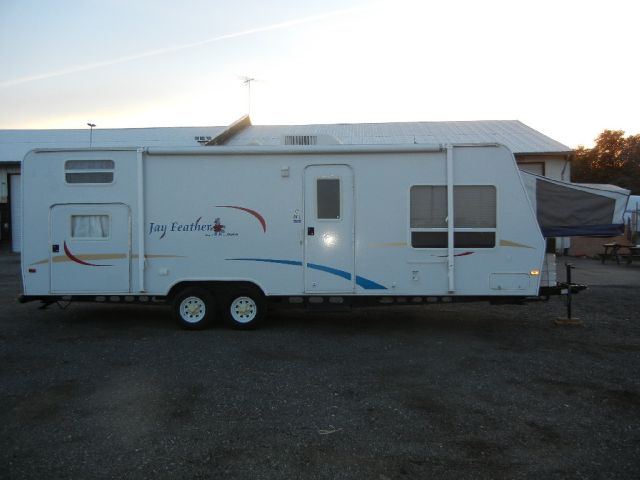 2006 Jayco Jay Feather Hybrid Travel Trailer