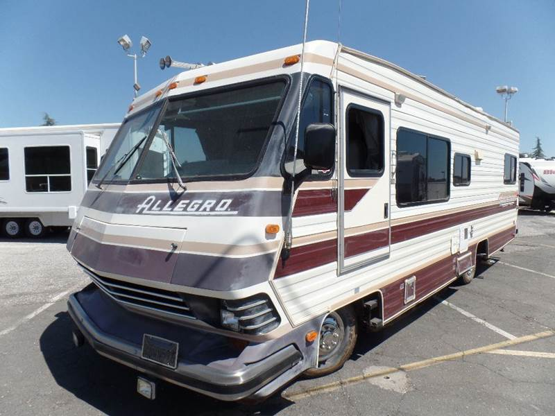 1990 tiffin allegro 27mh bh 27 39 class a motorhome. Black Bedroom Furniture Sets. Home Design Ideas