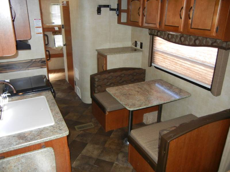 2014 Keystone Springdale 22 Triple Bunkhouse Travel