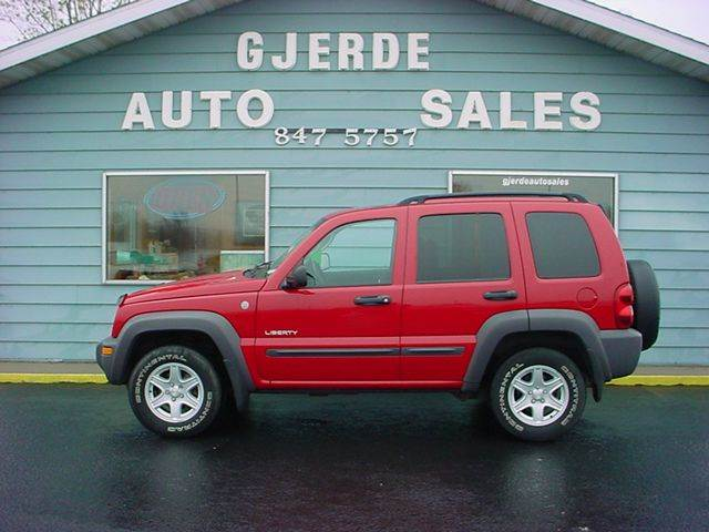 2004 Jeep Liberty For Sale In Detroit Lakes Mn