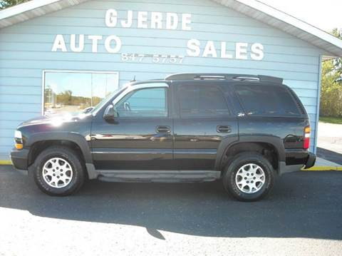 2003 Chevrolet Tahoe For Sale Carsforsale Com