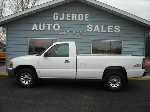 2007 GMC Sierra 1500 Classic for sale in Detroit Lakes, MN