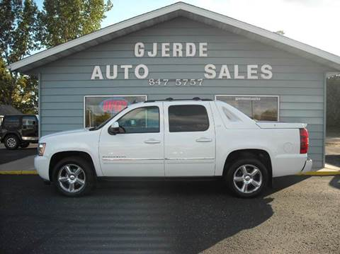 2011 Chevrolet Avalanche for sale in Detroit Lakes, MN