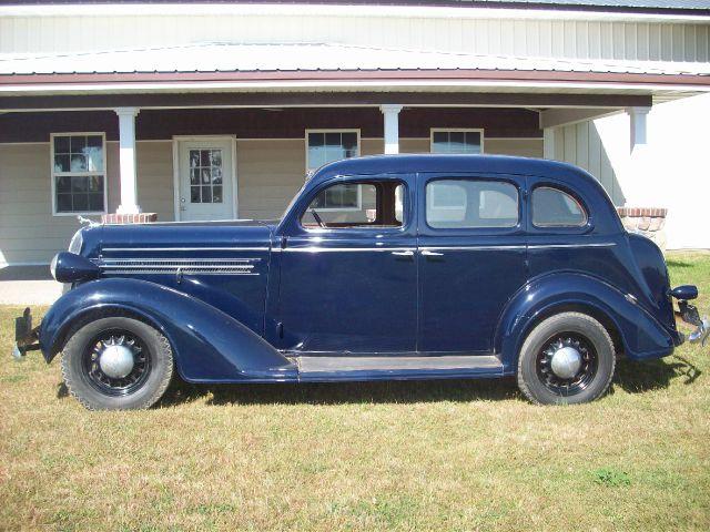 1936 dodge ram chassis 4500 4 door sedan in ellendale