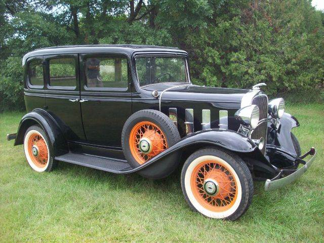 1932 Chevrolet BA Confederate