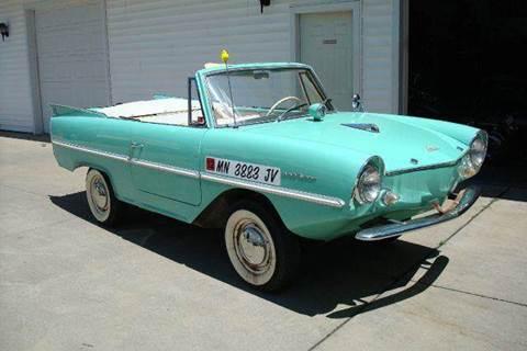 1967 lWK Amphicar