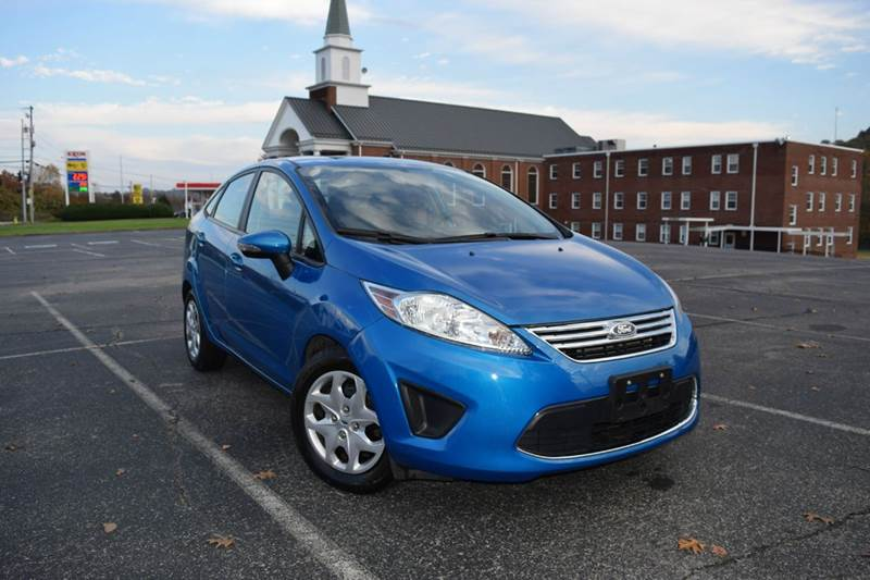 Ford Fiesta SE Dr Sedan In Knoxville TN U S AUTO NETWORK - Knoxville ford dealers
