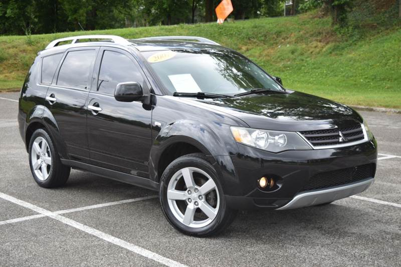 2007 mitsubishi outlander xls 4dr suv in knoxville tn u. Black Bedroom Furniture Sets. Home Design Ideas