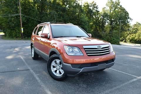 2009 Kia Borrego for sale in Knoxville, TN