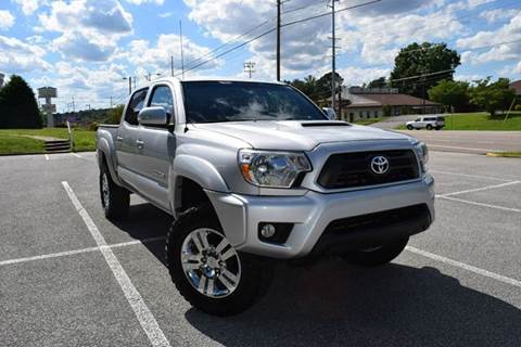 2012 Toyota Tacoma for sale in Knoxville, TN