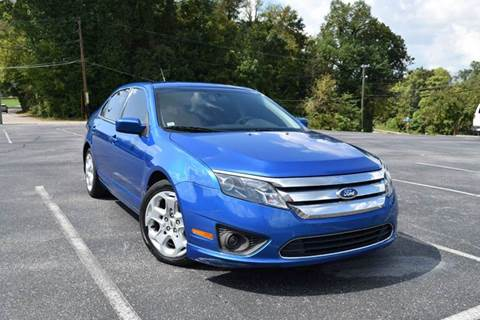 2011 Ford Fusion for sale in Knoxville, TN