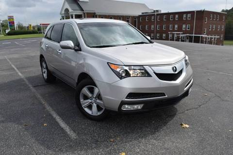 2010 Acura MDX for sale in Knoxville, TN