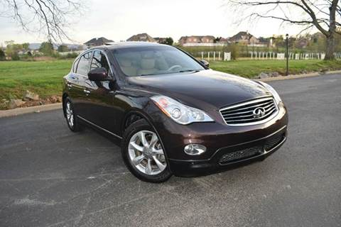 2008 Infiniti EX35 for sale in Knoxville, TN